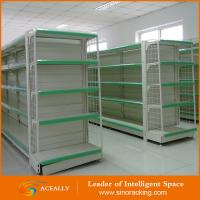 Wholesale Grocery store retail display stand racks gondola shelving from china suppliers