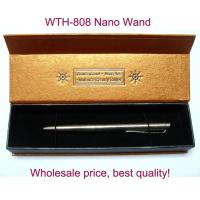 Quality Balance Healthy Metal Scalar Negative Ion Zero Point Nano Energy Wand / Pen for sale