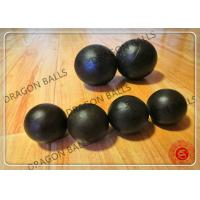 China Good Toughness Forged Grinding Balls Reliable With CE / ISO Certification on sale