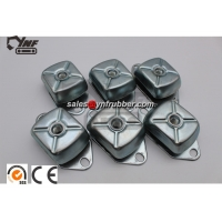 Wholesale Paver Road Roller YNF03583 Anti Vibration Rubber Mounts from china suppliers