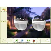 China Wall Mounted Wireless 20ILM IP55 Solar Motion Detector Lights For Garden on sale
