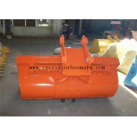 Wholesale Big Hydraulic Excavator Bucket , Custom Rock Excavator Buckets CE ISO Approved from china suppliers