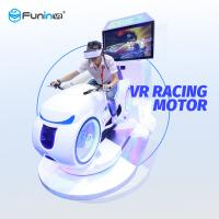 Wholesale Amusement Park VR Motorcycle Motion Simulator 1 Player 2120*2020*860mm from china suppliers