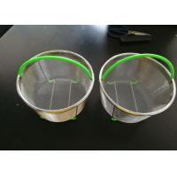 China Stainless Brewing  Corrosion Resistance 316 stainless steel wire mesh basket on sale