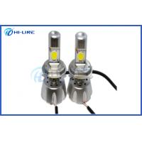 China CREE Car LED Replacement Headlight Bulbs H4 / H8 / H13 3000LM PC 50W on sale