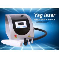 Wholesale Portable Age Spot Removal Machine , Nd Yag Laser Eyebrow Removal Machine from china suppliers