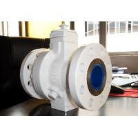 Quality Super Duplex Ss Full Port Ball Valve RTJ Anti Blowout Stem Soft Seated for sale