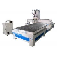 Wholesale 220V / 380V 7.5kw Cnc Wood Cutting Machine , Custom Cnc Routers For Woodworking from china suppliers