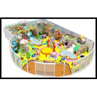 Wholesale Kids Amusement Park Used Playground Indoor for Sale Indoor Soft Playground from china suppliers