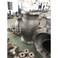 Wholesale API 6D GTV Swing Type Check Valve Class 150LB With RF RTJ BW ENDS from china suppliers