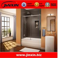 China Stainless steel sliding glass door shower doors interior doors on sale