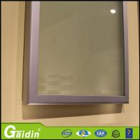 Glass front kitchen cabinet images glass front kitchen for Add glass to kitchen cabinets