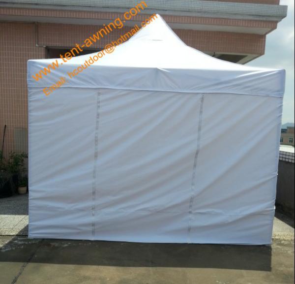 Aluminum Folding Gazebo : Commercial waterproof instant easy up tent aluminum