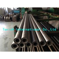 Din en hot finished heavy wall steel tubing