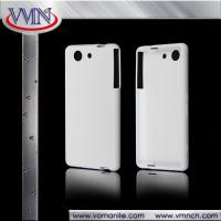 White TPU case for Sony Xperia Z3 Compact Cell phone soft ...