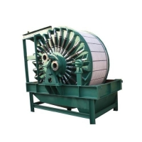 Wholesale Customized PM Vacuum Rotary Drum Filter For Beneficiation Processing from china suppliers