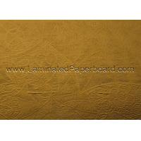 Wholesale Aluminium Foil Paper with Beautiful Pattern Coated Golden Color For Cake Board/Gift Boxes from china suppliers