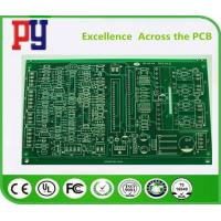 Wholesale Rigid Fr4 Printed Circuit Board 1.6mm Thickness Double Side 4mil Hole Size from china suppliers