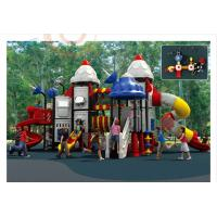 Wholesale South Korea Import Food Grade Plastic LLDPE Anti-UV Outdoor Park Big Children Playground from china suppliers