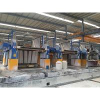 Wholesale 100/800 Diamond Marble Gang Saw Marble Cutter from china suppliers