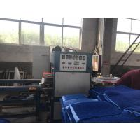 China PVC Plastic Floor Mat Making Machine Single Screw Extruder 90 / 30 Type on sale