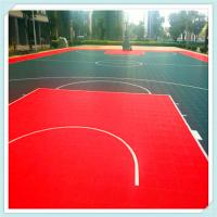 Pp Suspended Interlocking Sports Flooring For Outdoor
