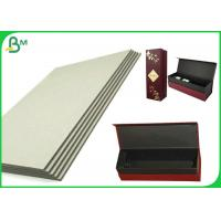 Wholesale Grade AAA High Stiffness Grey Board Sheets 1.3mm 1.35mm 1.5mm For Boxes from china suppliers