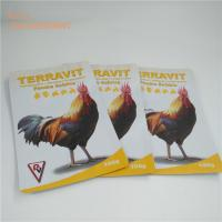 Wholesale Recyclable Plastic Pet Food Pouch Customized Thickness With Logo Printing from china suppliers