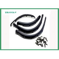 Wholesale 4.3lbs Durable Golf Cart Fender Flares Golf Buggy Accessories Long Lasting from china suppliers