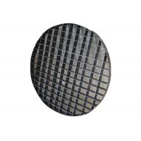China Hot Dipped Steel Grate Drain Cover Good Slip Resistance Surface Lightweight on sale
