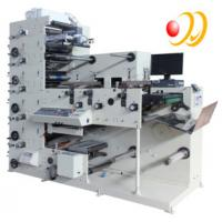 Buy cheap 3 Phase 380V 50HZ 5 Color Flexographic Printing Machine With Uv Aire from wholesalers