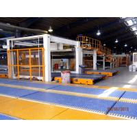 Wholesale Fully Automatic PLC Double Layers Cardboard Stacker Stacking Machine from china suppliers