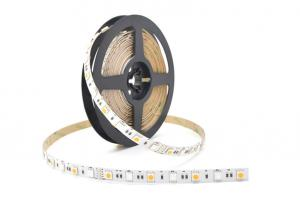 Wholesale Multi Colours Color Changing Led Ribbon Lights SMD 5050 RGB+W 60 LEDS CE Rohs Approval from china suppliers