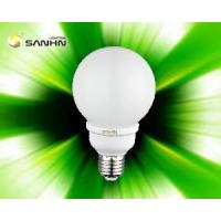 Wholesale Globe-Shaped Energy Saving Bulb/CFL/Lamp from china suppliers
