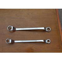 Buy cheap Electric Double Offset Ring Spanner Wrench Carbon Steel For Tightening from wholesalers