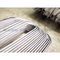 Wholesale ERW Weld Steel U Bend Tube For Heat Exchanger OD 25.4mm BS3059 / BS6323-4 / BS3602-1 from china suppliers
