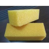 Sponge Ceramic Filter Thermal Insulation Foam , High Temperature Resistant Foam Filter Material