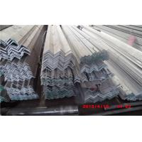 Quality Sus304 Stainless Steel Angle Bar 10mm - 300mm OD for sale