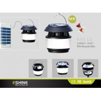 Wholesale Led Solar House Lights IP65 Poly Silicon Environmental Solar Mosquito killer from china suppliers