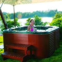 Wholesale Beautiful spa outdoor hottub jacuzzi SR-830 from china suppliers