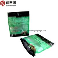 China Cake Lollipop Flat Custom Packaging Bags Plastic Clear Baking Chocolate Usage on sale