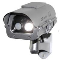 Wholesale Indoor/Outdoor Security Dummy Cameras with Temperature Sensor DRA41 from china suppliers