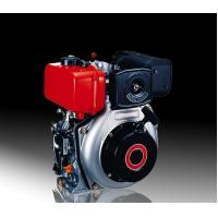 China 0.406L Displacement Air cooled diesel engines Direct Injection Double Bearing on sale