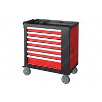 Wholesale Middle Heavy Gauge Mechanics Roller Cabinet , Mobile Metal Tool Chest On Wheels from china suppliers
