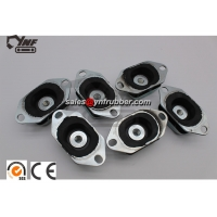 Wholesale YNF03583 Paver Road Roller Anti Vibrator Rubber Mounts Anti Vibration Mounts from china suppliers