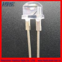 Wholesale 8mm 0.5W Straw Hat LED Diode for Torch (30-40LM) from china suppliers