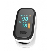 China CE/FDA approved PC based OLED Display Fingertip Pulse Oximeter on sale
