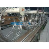 TP304 Stainless Steel Coiled Tubing ASTM A269