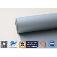 Wholesale Flameproof 600 g/m2 Silicone Coated Fiberglass Fabric for Heat Insulation from china suppliers