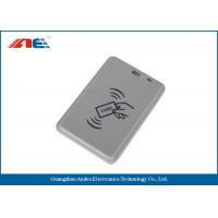 Wholesale 0.2W USB RFID Reader For Desktop Mifare Member Card Registraton from china suppliers